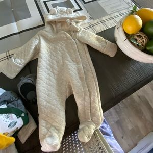 Other - Warm gray coverup for baby